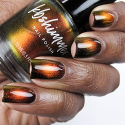 Solar Flair Multichrome Magnetic Nail Polish