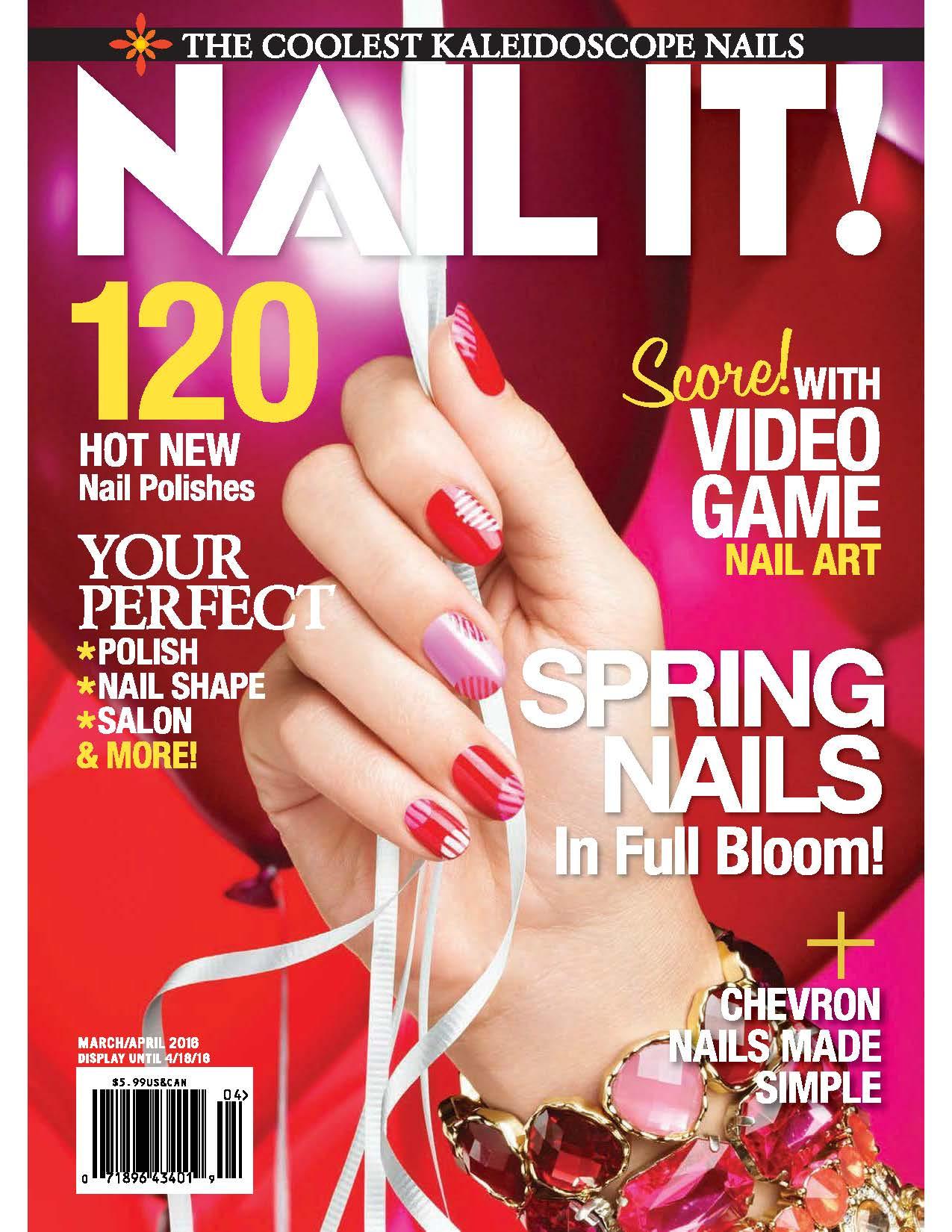 Nail It! March/April 2016