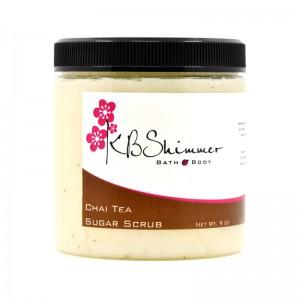 Chai Tea Sugar Scrub by KBShimmer