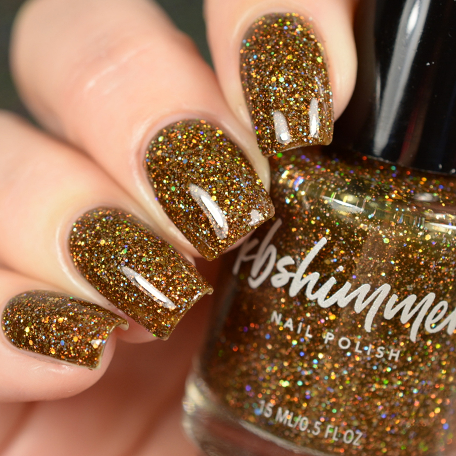 Kbshimmer espresso yourself holographic nail polish espresso yourself nail polish solutioingenieria Image collections