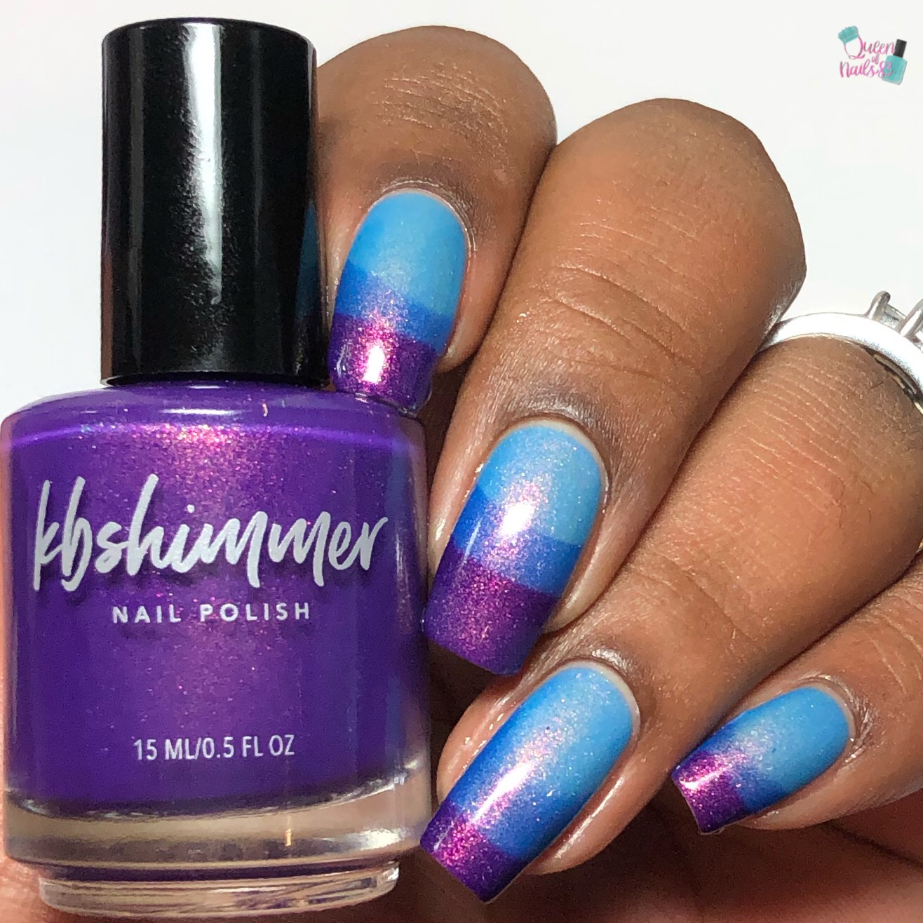 KBShimmer Grow With The Flow Tri-Thermal Nail Polish