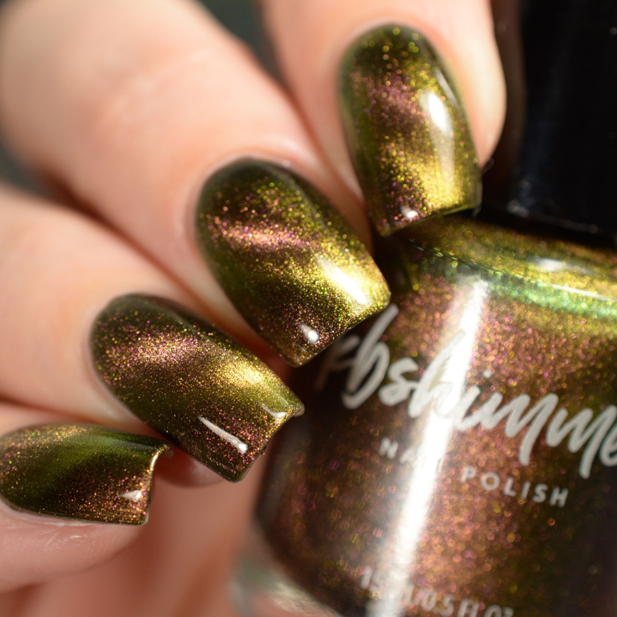 Lets Do Launch Multichrome Magnetic Nail Polish