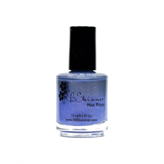 Blue Thermal 631 Nail Polish