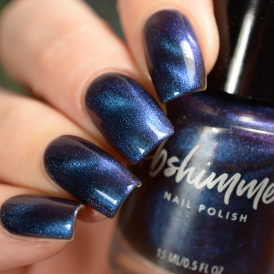 No Comet Duochrome Magnetic Nail Polish