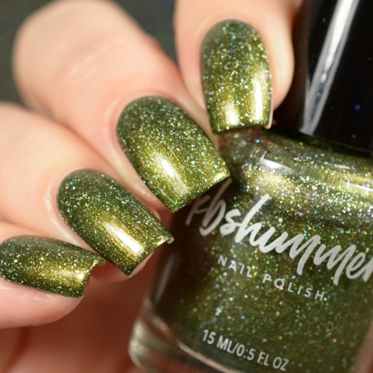 Olive Or Twist Nail Polish