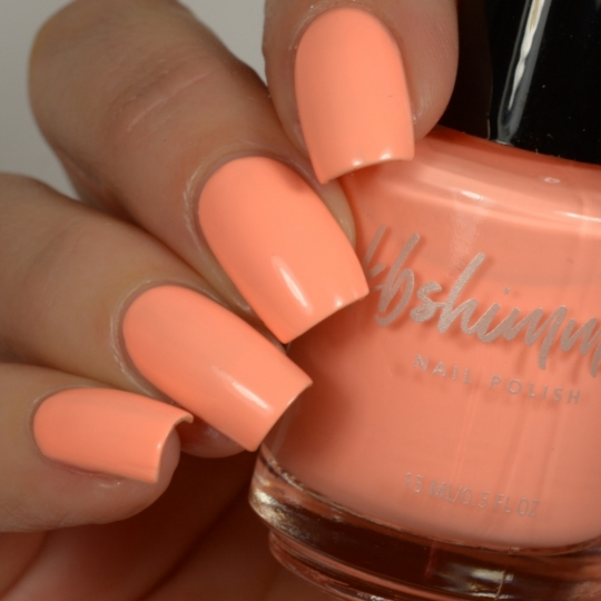 Papaya Don't Preach Nail Polish