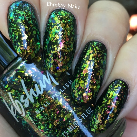 Party Like A Guac Star Nail Polish