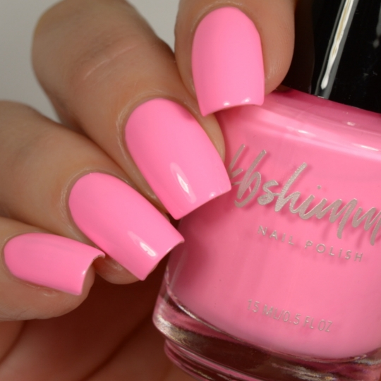 Pink Or Swim Nail Polish