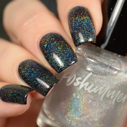 Prism Break Glitter Polish Top Coat