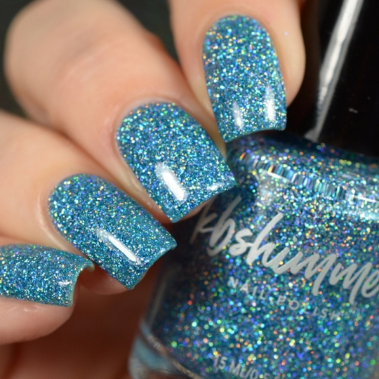 Set In Ocean Nail Polish