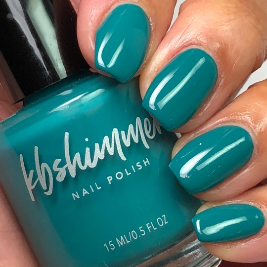 Teal It To My Heart Nail Polish