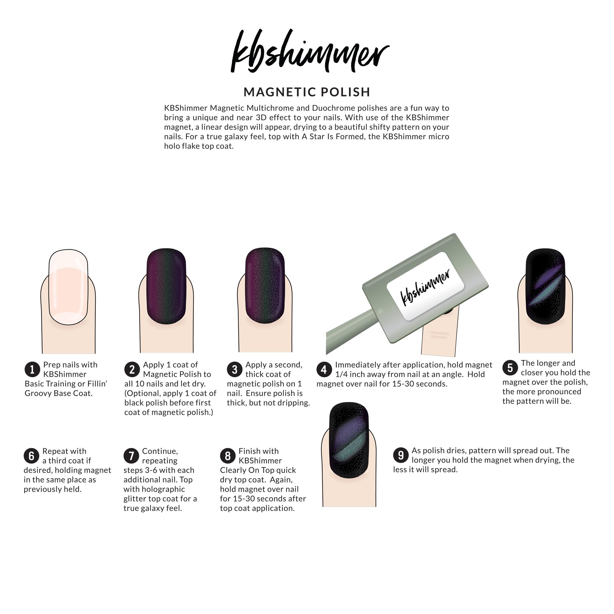 Unique Glitter Nail Polish, Bath & Body | KBShimmer