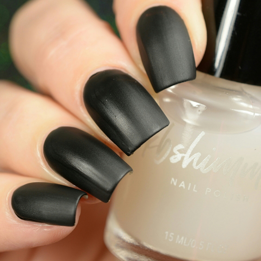 Oh Matte Matte Nail Polish Top Coat
