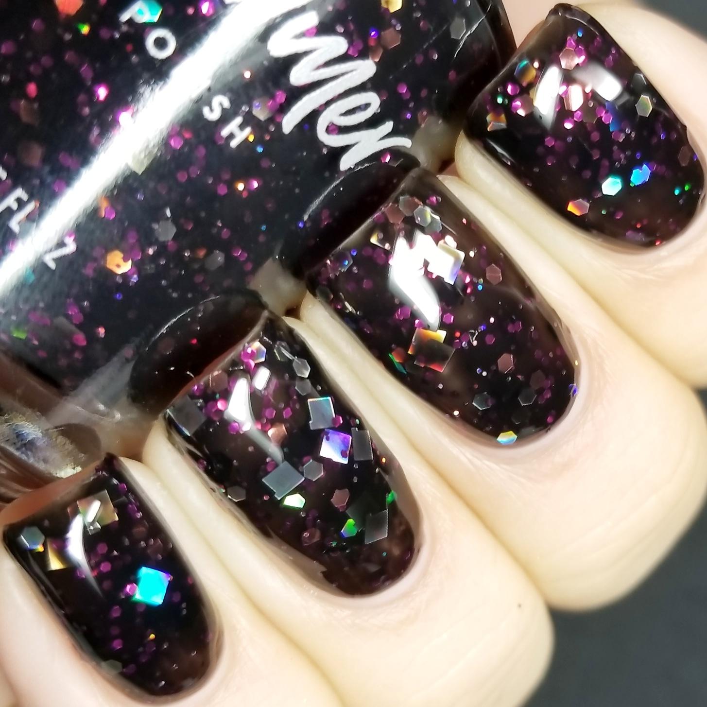 Kbshimmer Showgirl Glitter Nail Polish