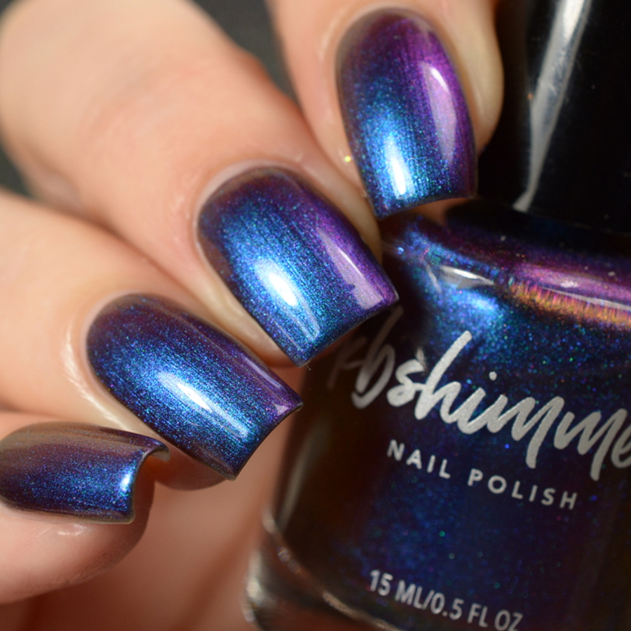 KBShimmer Shade Shifter Multi Chrome Nail Polish