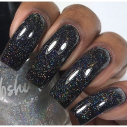 A Star Is Formed Micro Holo Flake Glitter Topper Nail Polish