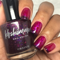 Bearly Awake Thermal Nail Polish