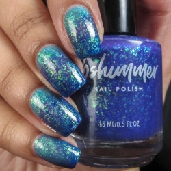 Branching Out Tri-Thermal Nail Polish