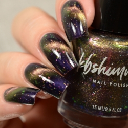 Creep It Together Multichrome Magnetic Nail Polish