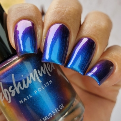 Dragon On And On Multichrome Nail Polish