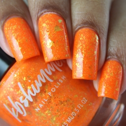 Hey There Pumpkin Nail Polish - Halloween Trio
