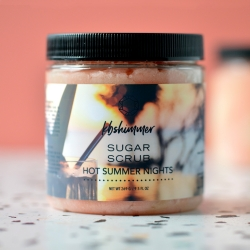 Hot Summer Nights Hand and Body Sugar Scrub -  PPU June 2020