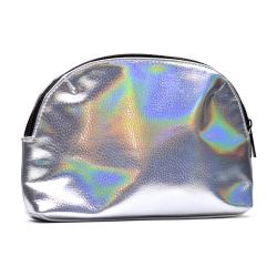 KBShimmer Holographic Zipper Bag