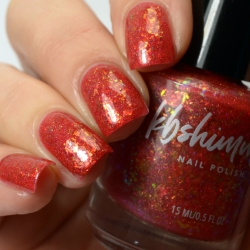 Knit Happens Flakie Nail Polish