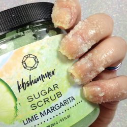 Lime Margarita Sugar Scrub - Limited Edition