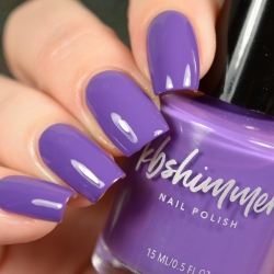 Pansy-Monium Nail Polish