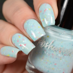 Salt Water Sassy Nail Polish