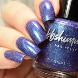 Space-ial Edition Magnetic Nail Polish