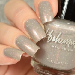 Taupe Notch Nail Polish