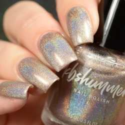 You're Brew-tiful Nail Polish